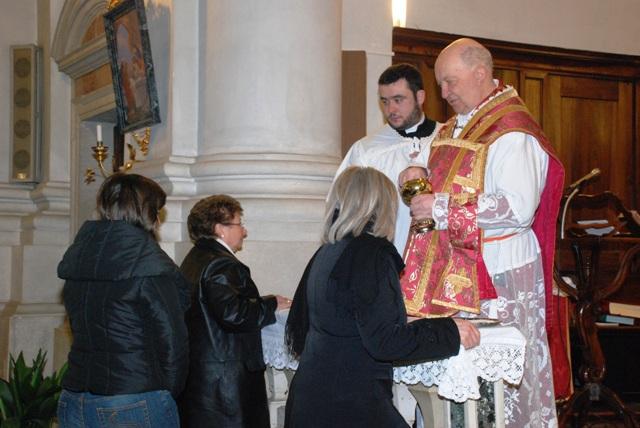 Rito Matrimonio Romano Antico : A sambruson di dolo il febbraio messa in rito